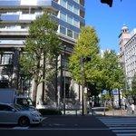 旧東京三菱銀行 横浜中央支店