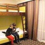 Kids second bedroom - sleeps 3