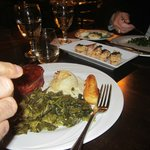 Meatloaf Plate