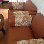 Room armchairs