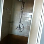 Standing Shower Cubicle