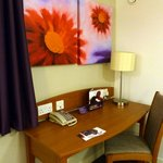 Premier Inn London Leicester Square - desk area