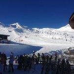 Ski Slopes view 2