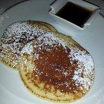 Breakfast: pancake