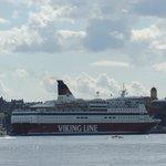Viking Line Cruise Ship