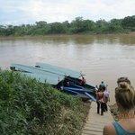 Tambopata River...