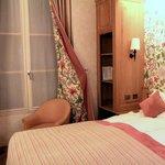 Hotel La Perle  room