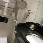 Hotel La Perle  - bathroom