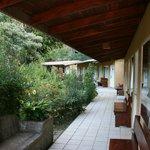 Room Fronts at el Bosque