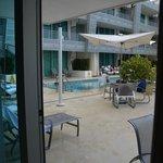 Lanai pool suite