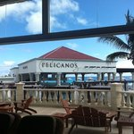Pelicanos, recommended every breakfast and lunch!