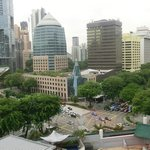 Singapore Orchard view