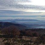 View of Sierra Navada
