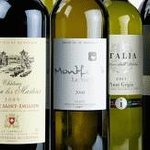Carefully selected wines to compliment your meal...
