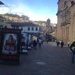 Cuzco Historical centre