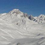 Monte Bianco da La Thuile