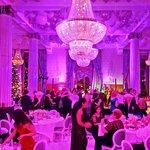 Les Trois Rois- Ballsaal Neujahrsparty
