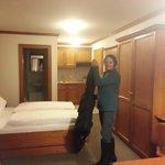room 206 toward bathroom