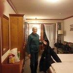 room 206 toward balcony door