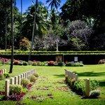 War Cemetery at Kandy