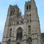 cathédrale Bruxelles