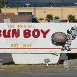 odd bun boy sign