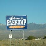 entering Pahrump