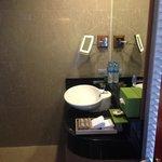 bathroom of deluxe sea view