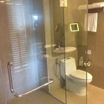 shower deluxe sea view