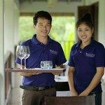 the balcony waiters