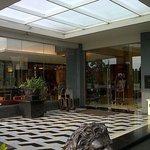 Lobby area.....