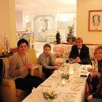 Die Gastgeberfamilie, umsichtig,lustig, nett und sehr sympathisch