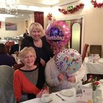 Celebrating my Mums Birthday at the Connaught Hotel :)