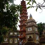 Hanoi, Vietnam: Trấn Quốc Pagoda