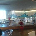 Sala rialzata ristorante
