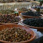 Les mille et une olives