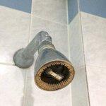 Very nice shower...