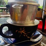 Cambodian coffee