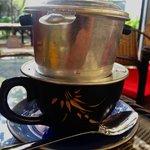 Cambodian coffee