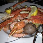 Crab and Seafood Platter