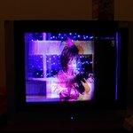 blurry tv