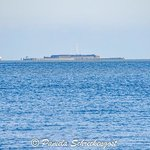 Fort Sumter from Charleston Waterfront Park