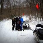 Snowmobiling at Killington- Vermont Tours