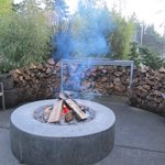 The Firepit to Warm our Bones