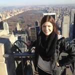 850 feet above NYC - Top of the Rock