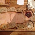 Planche foie gras