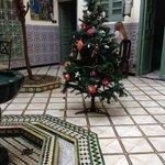 weihnachtliche stimmung inklusive