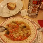 this is my vegetable soup... one of the best I have eaten...