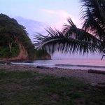 Sonnenaufgang über Playa Curú