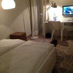 double bedroom !